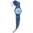 Scout Crystal Race blue 280305015 Kinderuhr Quarz made in...
