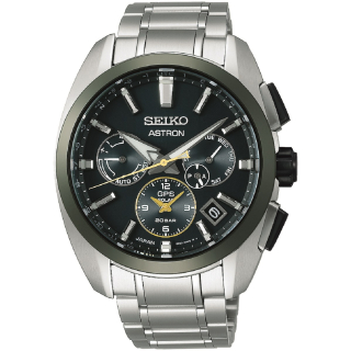 Astron GPS Solar Dual Time 5X53 SSH071J1 limit. Edit.  Seiko Herren EAN 4954628235480
