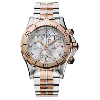 Newport Trophy Grand Sport Chronograph  Quarz Damen