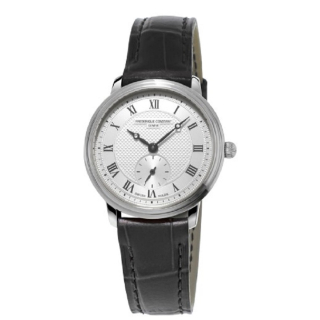 Frederique Constant FC-235AS1S6 small sec-date slimline mid size